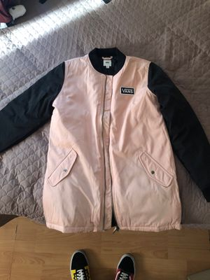 Vans Long Jacket for Sale in Los Angeles, CA
