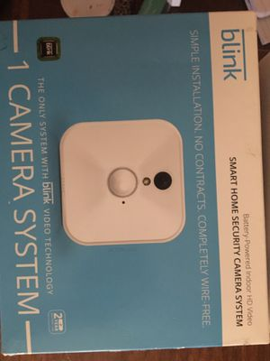 Blink Security Camera for Sale in Harrisburg, PA