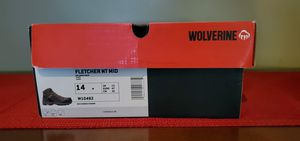 WOLVERINE FLETCHER WATERPROOF CARBONMAX® HIKING/WORK BOOT for Sale in Pittsburgh, PA