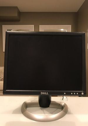 """20"""" LCD Dell Computer monitor for Sale in West Springfield, VA"""
