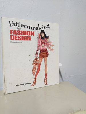 Pattern making book ISBN 0-13-111211-2 for Sale in Los Angeles, CA