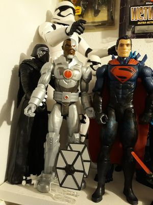 ACTION FIGURES for Sale in Pasadena, TX