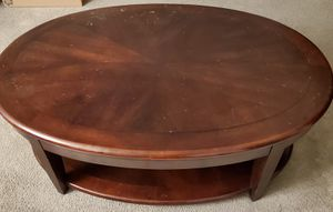 Espresso Wood Coffee Table for Sale in Surprise, AZ
