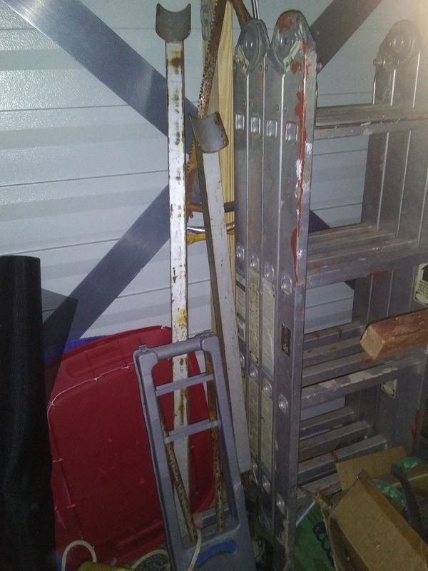 Want to sell my shed full of tools