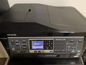 Epson Printer for Sale in Temple Terrace, FL