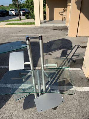 Glass Desk : Multi Functions for Sale in Miami, FL