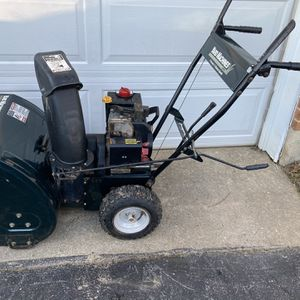 5hp 2 Stage Snowblower Yard Machines for Sale in York, PA
