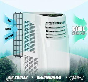 8,000 BTU Portable Air Conditioner & Dehumidifier for Sale in Bakersfield, CA