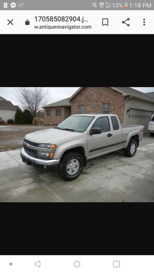 2004 chevy Colorado for Sale in Sheldon, ND