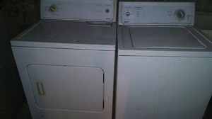 Kenmore washer electric dryer or gas dryer for Sale in Pitcairn, PA