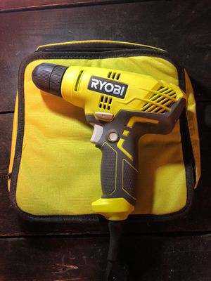 Ryobi corded drill for Sale in Conway, SC