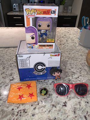 Future Trunks Dragon Ball Z funko pop for Sale in Orlando, FL