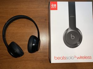 Beats Solo 3 - Wireless for Sale in Perris, CA