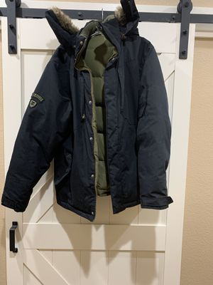 DC down jacket reversible for Sale in Escalon, CA