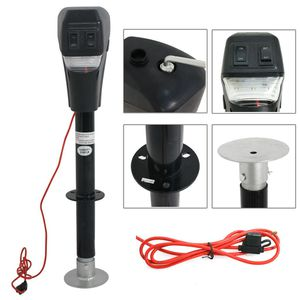 Electric LED Power Lift Tongue Jack 12V 3500lbs Camper RV Trailer Level for Sale in Lake Elsinore, CA