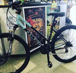 Like new Raleigh bicycle for Sale in Fort Lauderdale, FL
