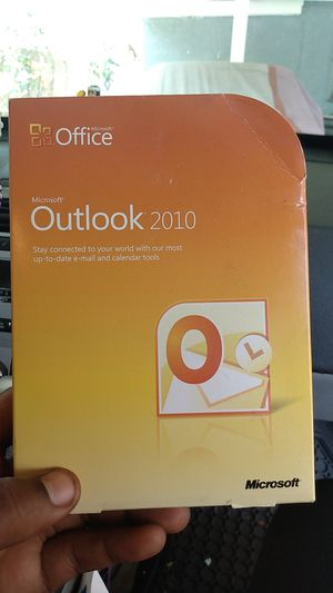 Outlook 2010 for Sale in Paramount, CA
