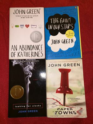 John Green Book Collection for Sale in Westminster, CA