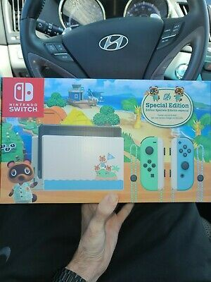 Nintendo switch animal crossing console for Sale in Union City, NJ