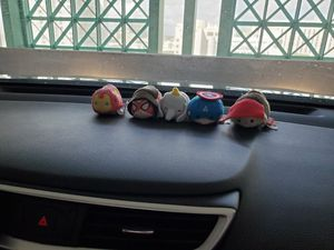 Disney Tsum Tsum Marvel Iron Man, Captain America, thor, spider man, flying elephant for Sale in Miami, FL