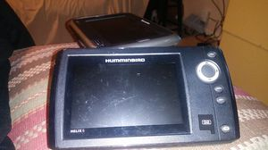 Humminbird fish finder helix 5 g2 for Sale in Crandall, TX