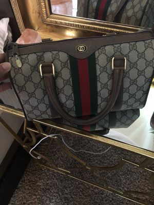 Gucci bag small size vintage for Sale in Dallas, TX