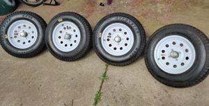 Trailer tires for Sale in Joliet, IL