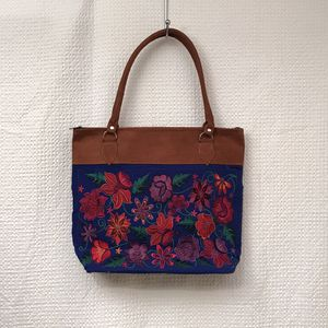 Guatemalan Embroidered Tote Bag for Sale in Lombard, IL