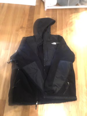 Men's North Face Jacket Black XXL for Sale in Kennesaw, GA