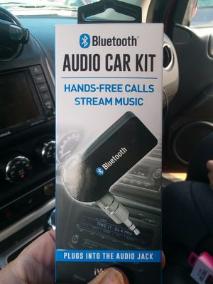 Audio car kit for Sale in Cleveland, NC