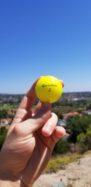 Taylormade Golf Balls SUPER SALE ☆ Mint Condition: Choose your quantity and quality for Sale in San Diego, CA