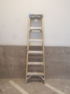 6ft fiberglass ladder for Sale in Kenmore, WA