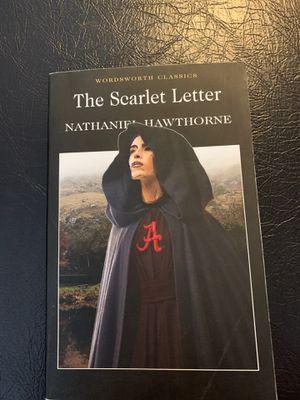 The Scarlett Letter for Sale in Yancey Mills, VA