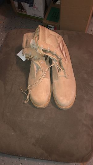 Army shoes for Sale in Flower Mound, TX