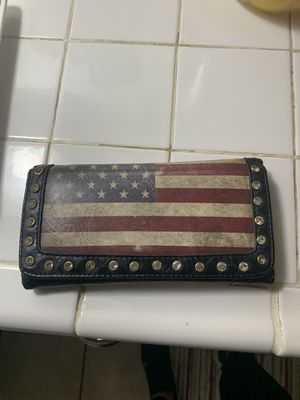 American Flag wallet for Sale in Lawndale, CA
