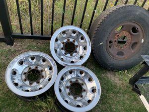 8 lug rims for Sale in Duncanville, TX