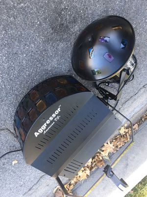 American dj lights. Great conditions for Sale in Downey, CA