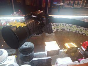 Nikon digital camera D3200 for Sale in Orange Park, FL