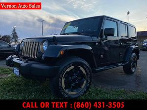 2014 Jeep Wrangler Unlimited for Sale in Manchester, CT
