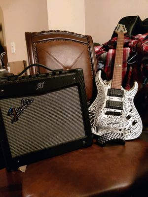 Guitar and Amp for Sale in Queens, NY