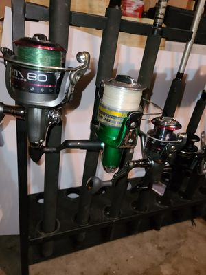 Fishing Rods!!!!!! for Sale in Watauga, TX