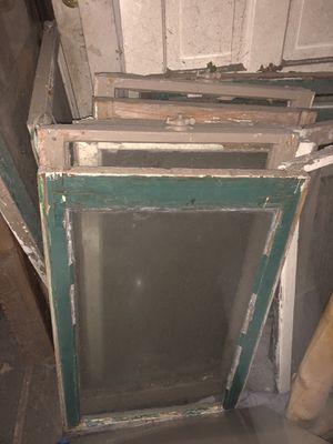 Original 1890's vintage windows for Sale in Denver, CO