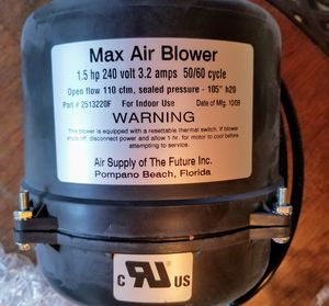 Spa / Hot Tub Blower for Sale in Pataskala, OH