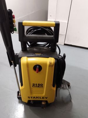 Stanley 2150 max psi for Sale in San Jose, CA