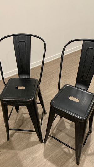 Rustic Black Chairs for Sale in Los Angeles, CA