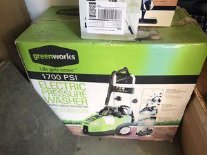 Greenworks Power Washer for Sale in Palisades Park, NJ