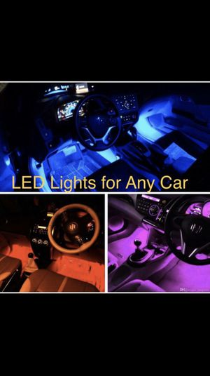 Car interior Lights ( very bright LED 's ) for Sale in Chula Vista, CA