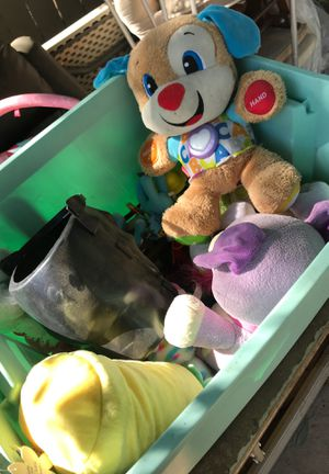 Toys stuffed animals for Sale in Manteca, CA