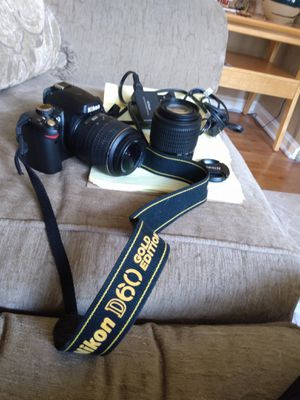 Nikon D60 Gold Edition - $$$ DEAL for Sale in Atlanta, GA