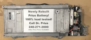 Newly rebuilt Prius hybrid battery! Warranty! for Sale in Charles Town, WV